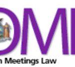 Open Meetings Law Case Summary