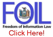 FOIL NYS Freedom of Information LAw