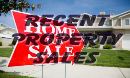 Online Data: Recent Property Sales