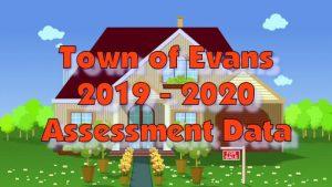 Town Of Evans Ny Online Assessment Data 2019 2020