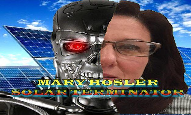 Mary Hosler: Solar Terminator