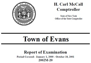 Nys Osc 2002 Audit Cover Page