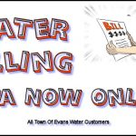 Water Billing Data Now Online!