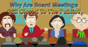 Closed Meetings In Evans Ny