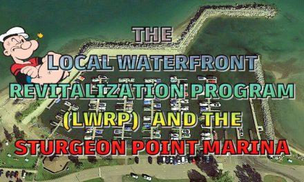 Sturgeon Point Marina and the LWRP